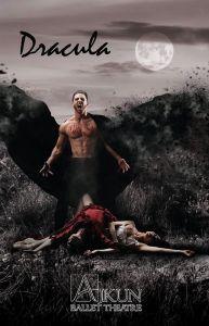 Ajkun Ballet's Dracula