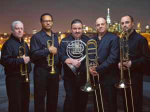 The Manhattan Brass Quintet